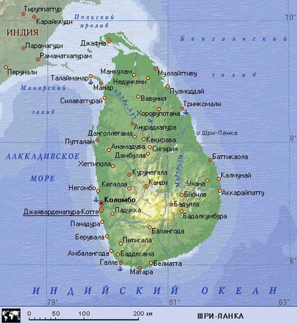 Sri Lankan kasinot - arvosteluja saaresta, valokuva ja sijainti kartalla