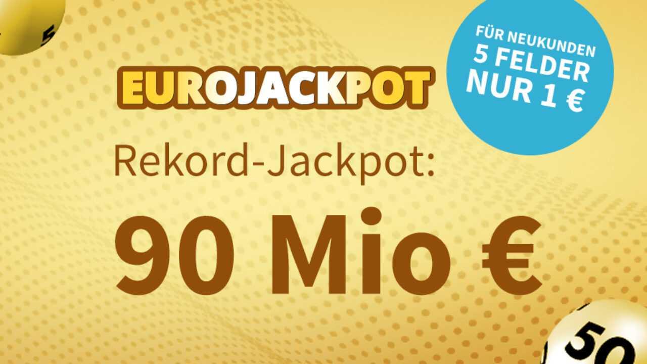 نتائج Eurojackpot