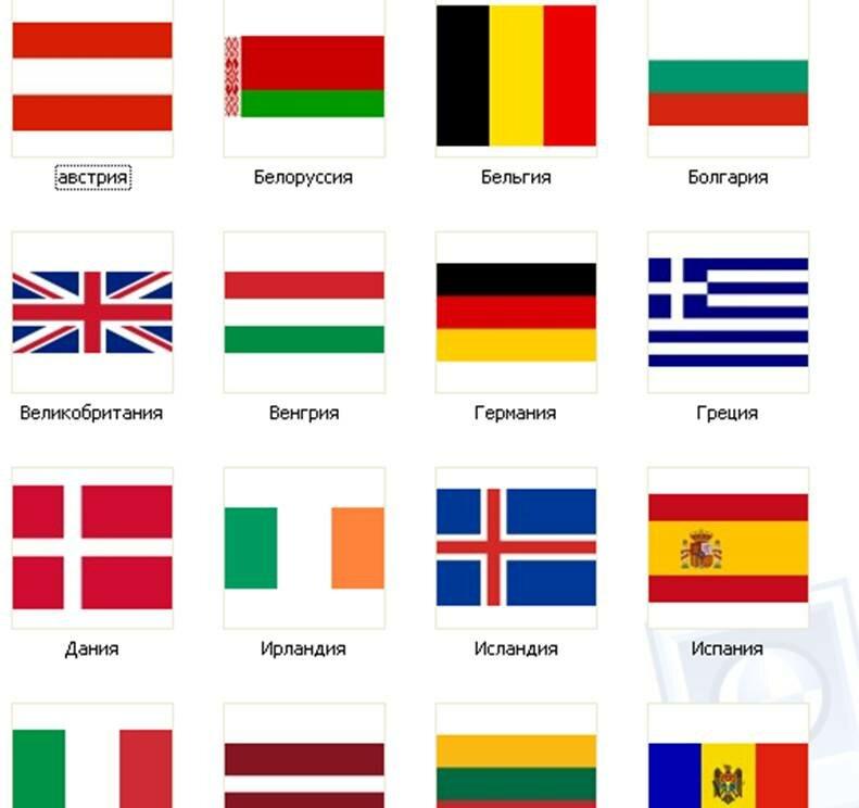 Флаги стран мира купить с доставкой по москве и россии — заказать в «русфлаг»