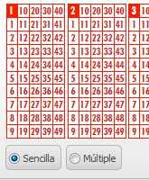 Primitiva - resultados de la loteria. jugar e comprobar.