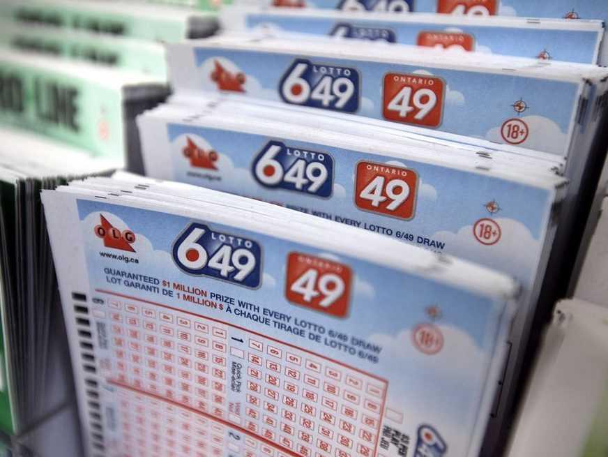 أونتاريو 49 كندا | لوتو كبير