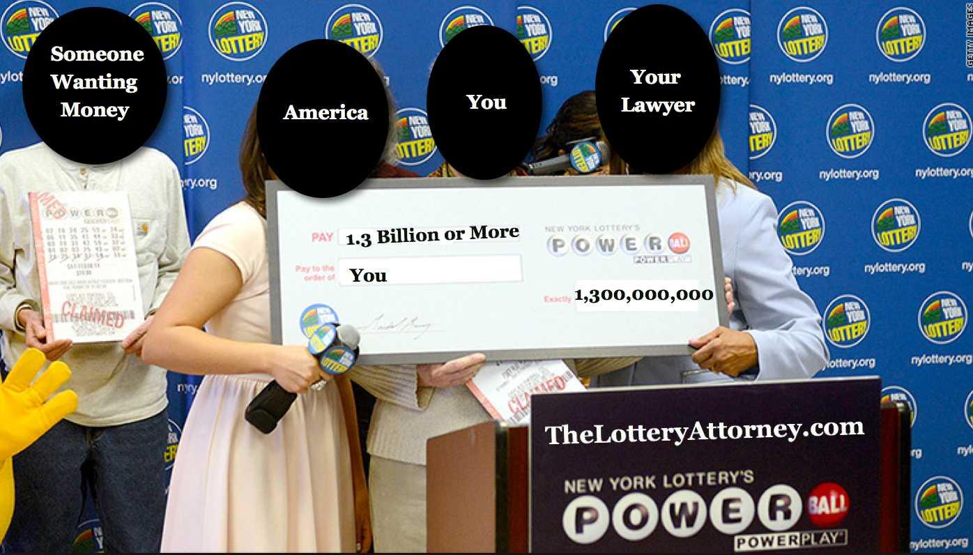 Loteria na Florydzie - powerball - jak zgłosić roszczenie