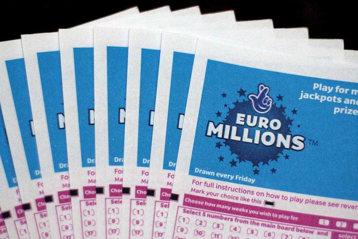 Miljoonaa: tarkista tulokset ja voittavat sijainnit