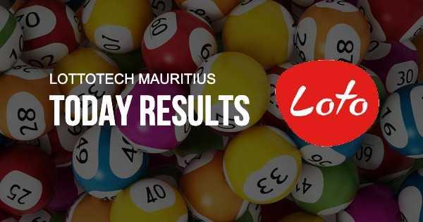 Loto mauritius, loto result mauritius, lotto result today