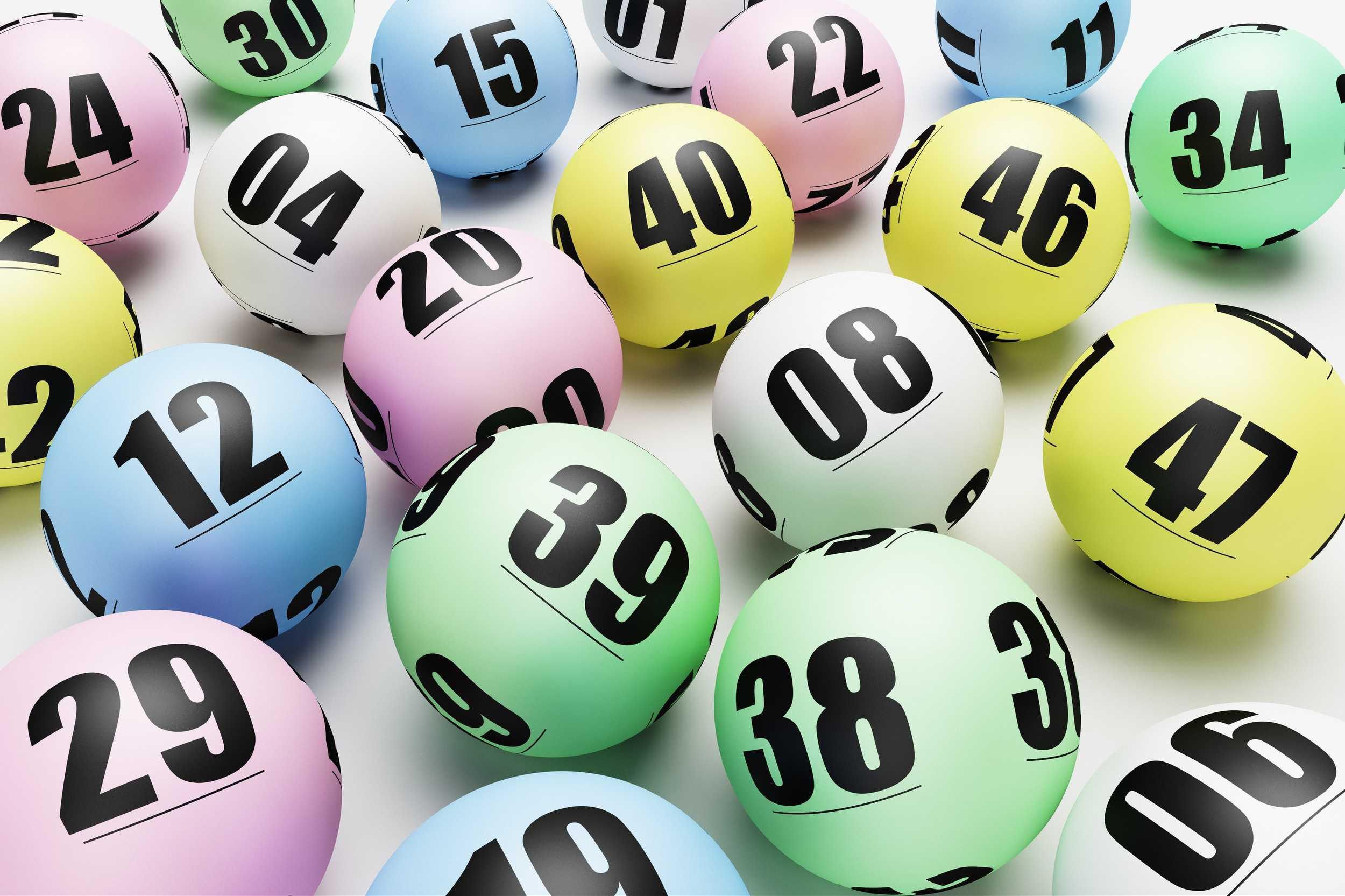 Германская лотерея lotto (6 из 49 + 1 из 10)
