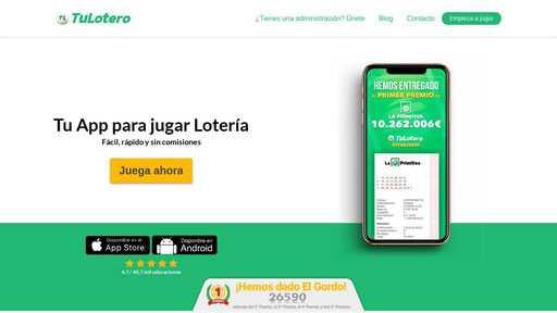 Lotterier i Spanien