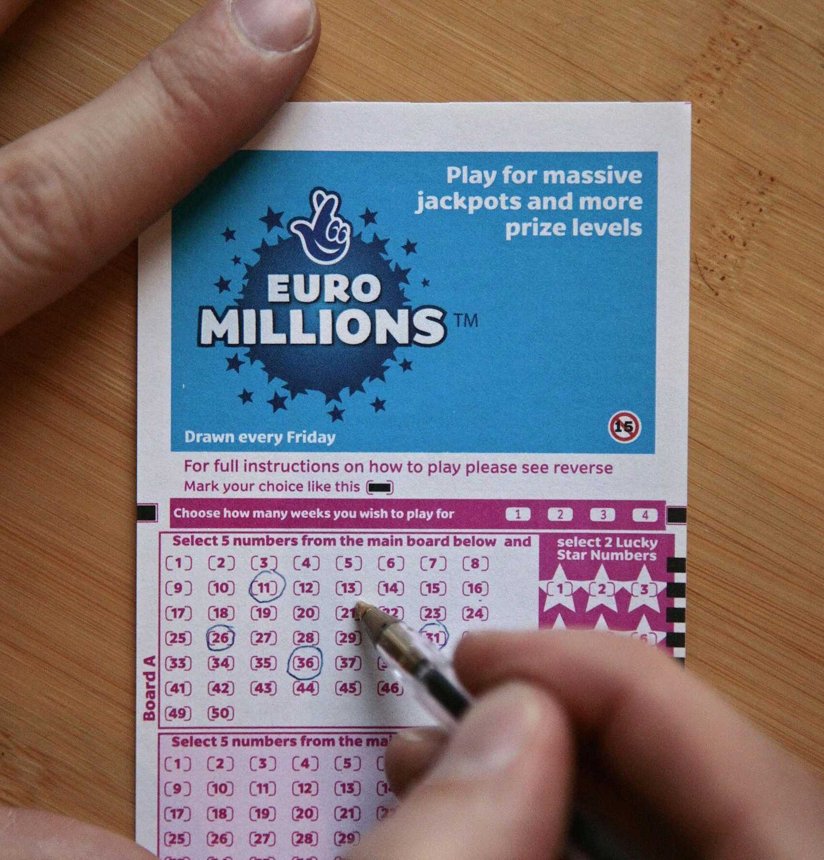 How to win euromillions