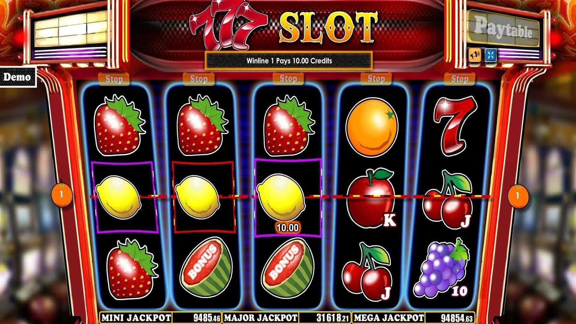 Big jackpot drawings in Russian casinos