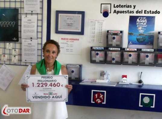 Испанская лотерея bonoloto — как купить билет из россии + правила лотереи