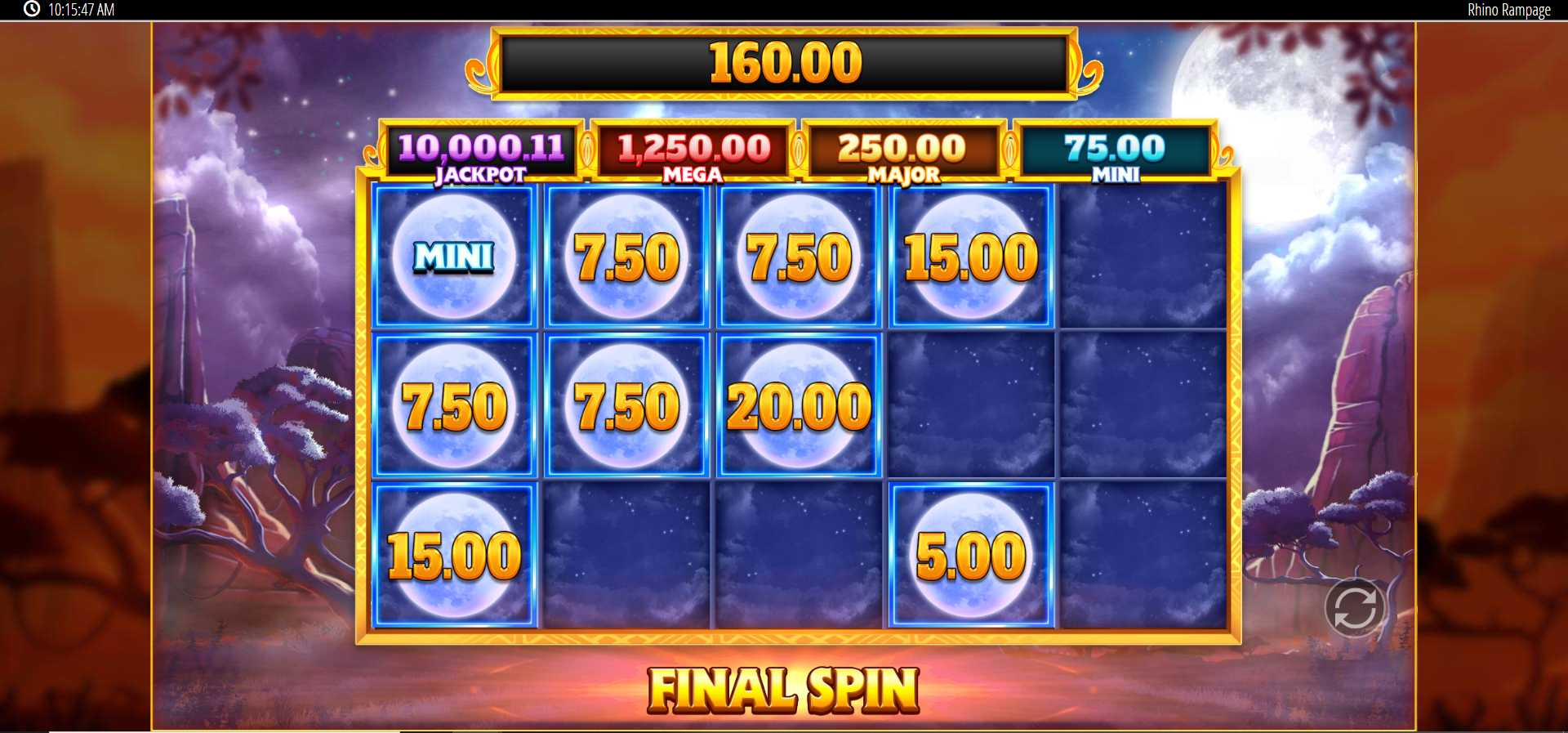 How the record jackpot has accumulated - timelottery