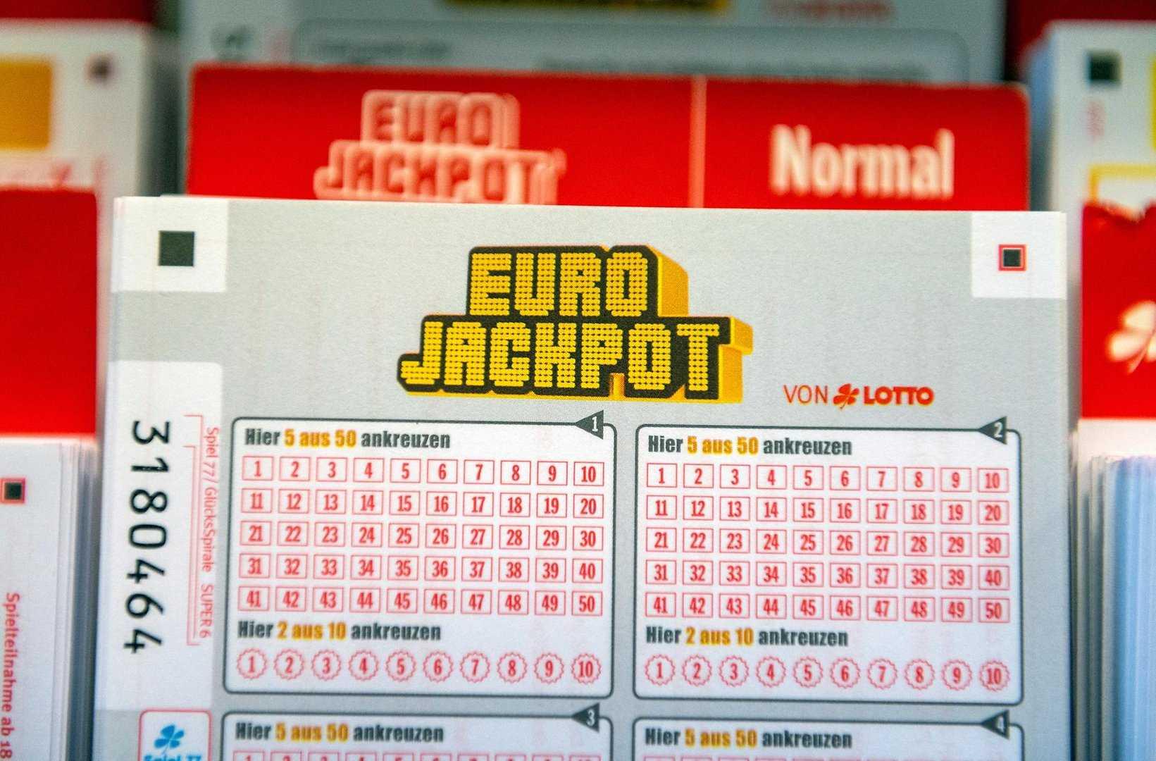 Xổ số châu Âu Eurojackpot