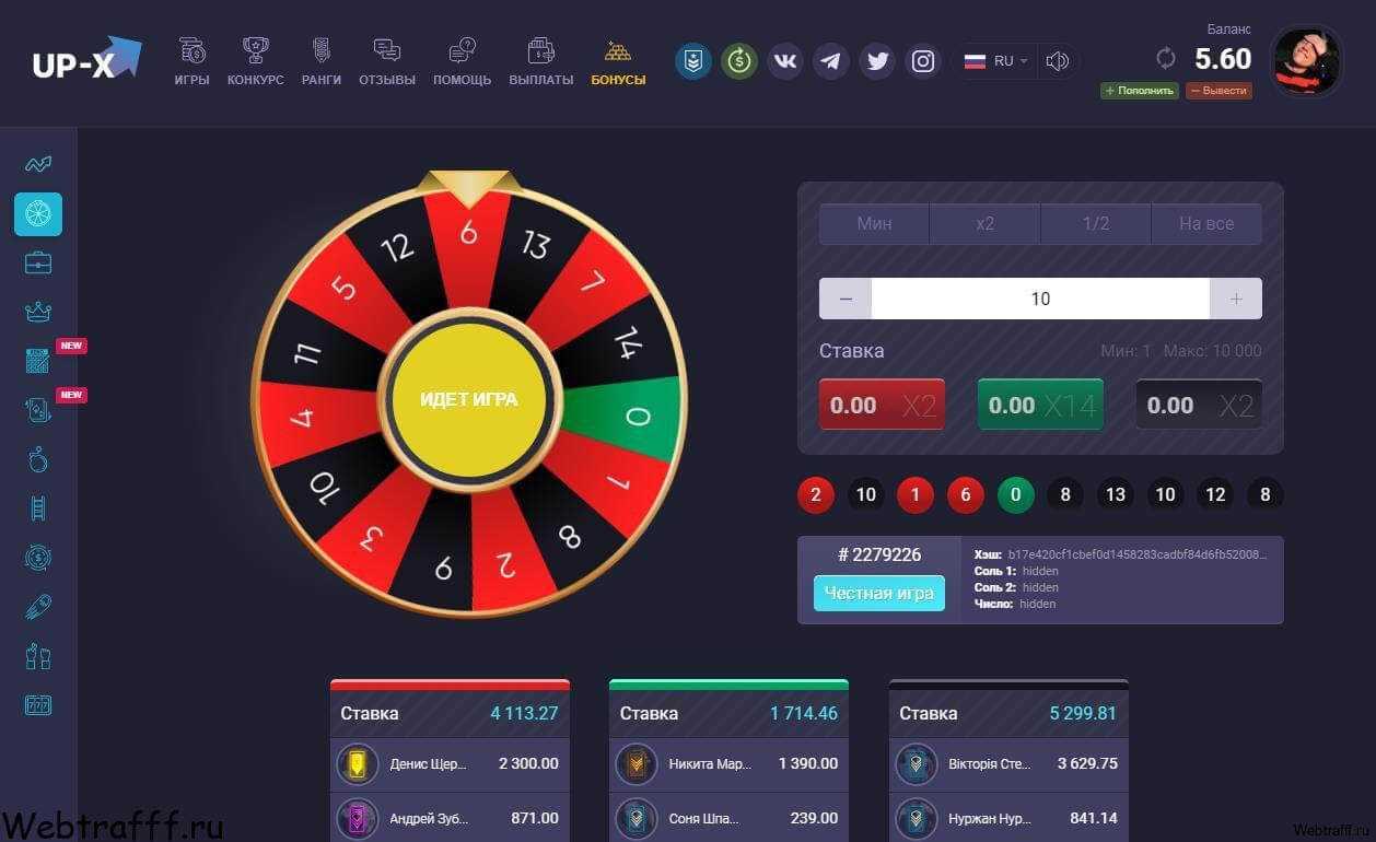 10 le lotterie più vincenti in russia