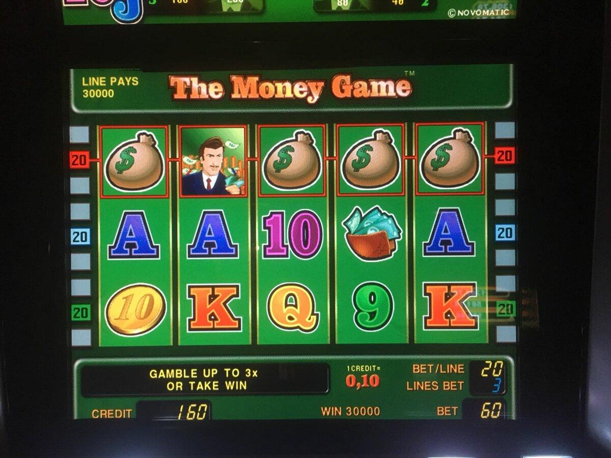 Jackpot at the monoslot casino!