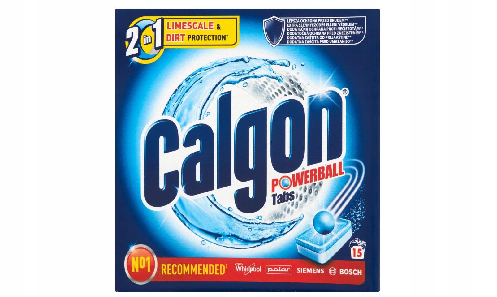 Калгонит для посудомоечной машины - обзор средства