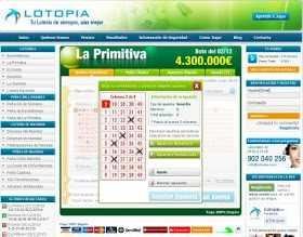 Resultados de la primitiva - comprobar lotería primitiva en tulotero