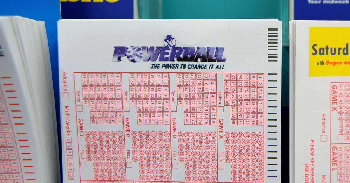 Amerykańska loteria Powerball (5 из 69 + 1 z 26)