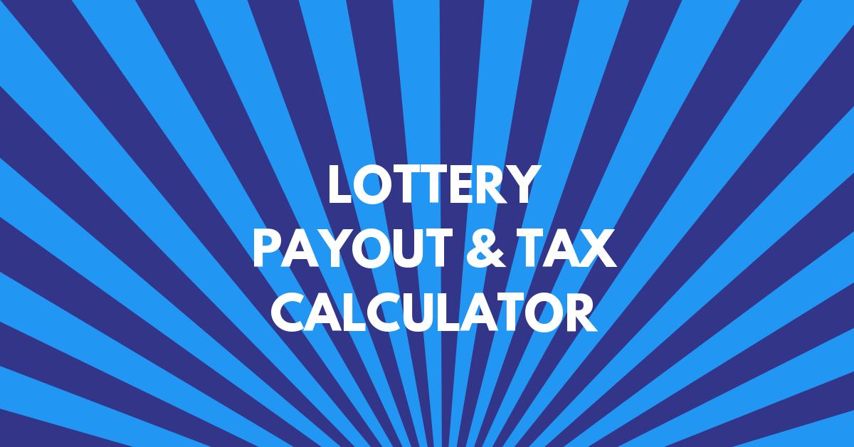 Налог на выигрыш в лото