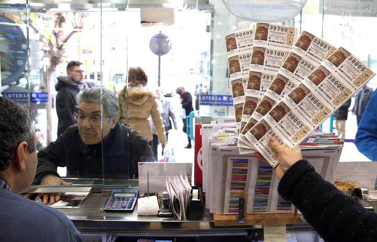 Испанские лотереи — как играть из россии | лотереи мира