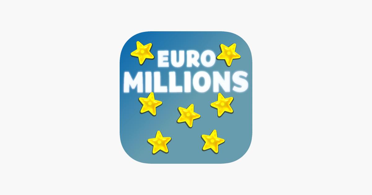EuroMillions lotteristatistik