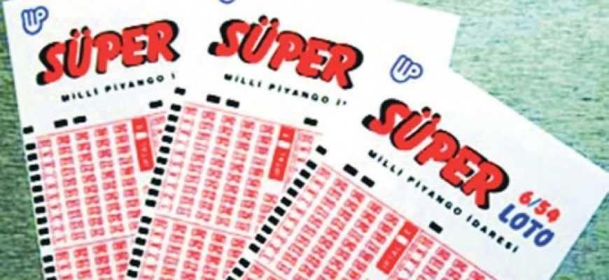 Süper loto sonuçları açıklandı! süper loto sonuç sorgulama ekranı millipiyangoonline