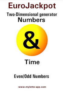 Generator numerów Eurojackpot