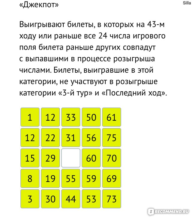 如何玩宾果游戏彩票: 游戏规则和获胜秘诀