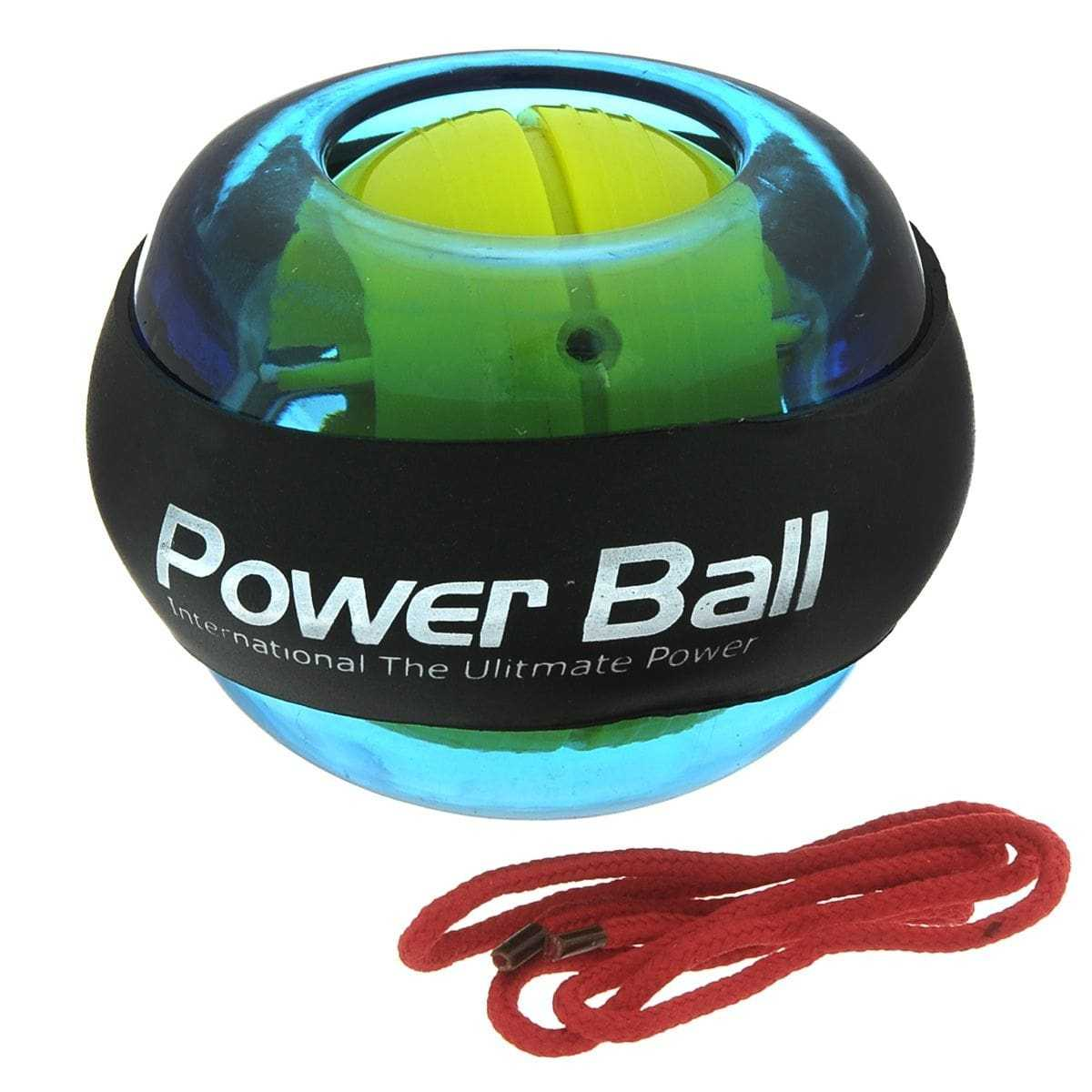 Кистевой тренажер powerball- правила пользования, отзывы о пауэрболе