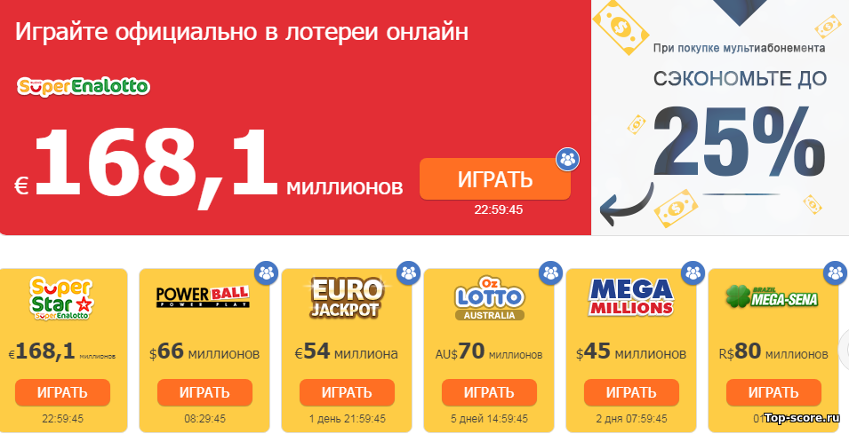 French lottery euromillions and my million raffle