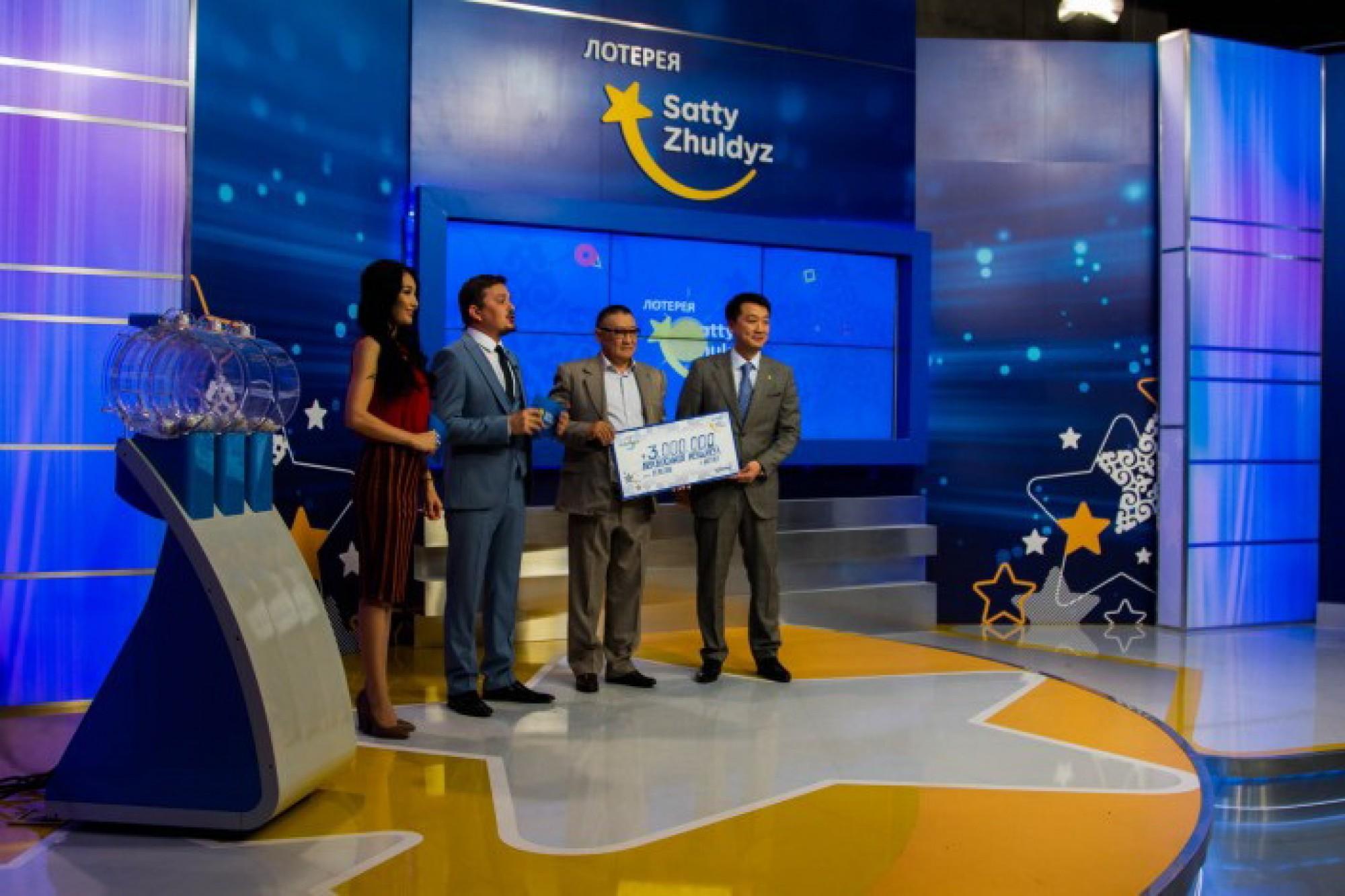 Kazakhstani vandt en stor sum i det spanske lotteri - hvordan han gjorde det - forbyder Kasakhstan