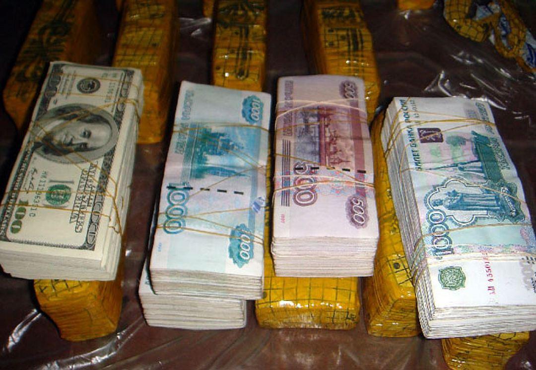 1500000 dollar i rubler