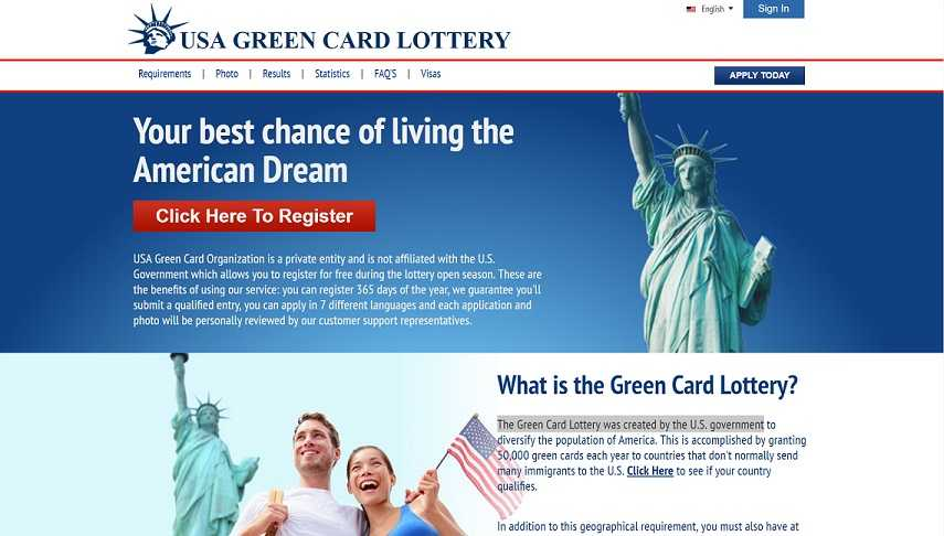 Usa lotteries