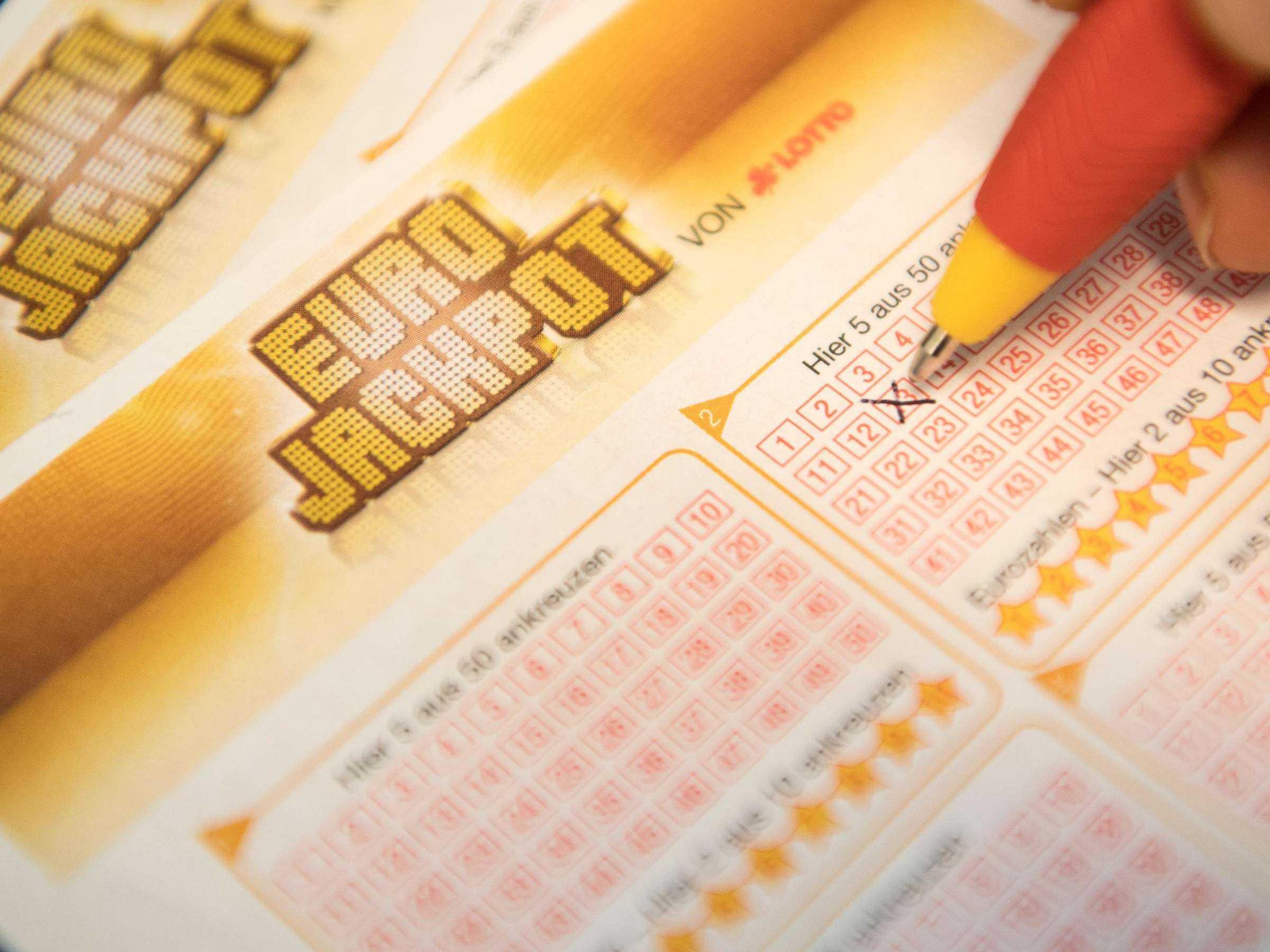 Eurojackpot - Resultater, gevinster, regler