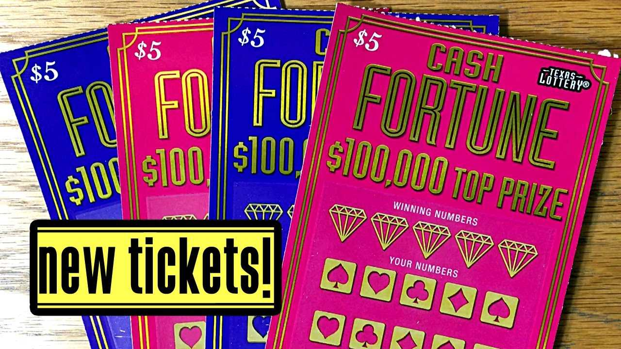 Texas lottery cash five (5 of 35)