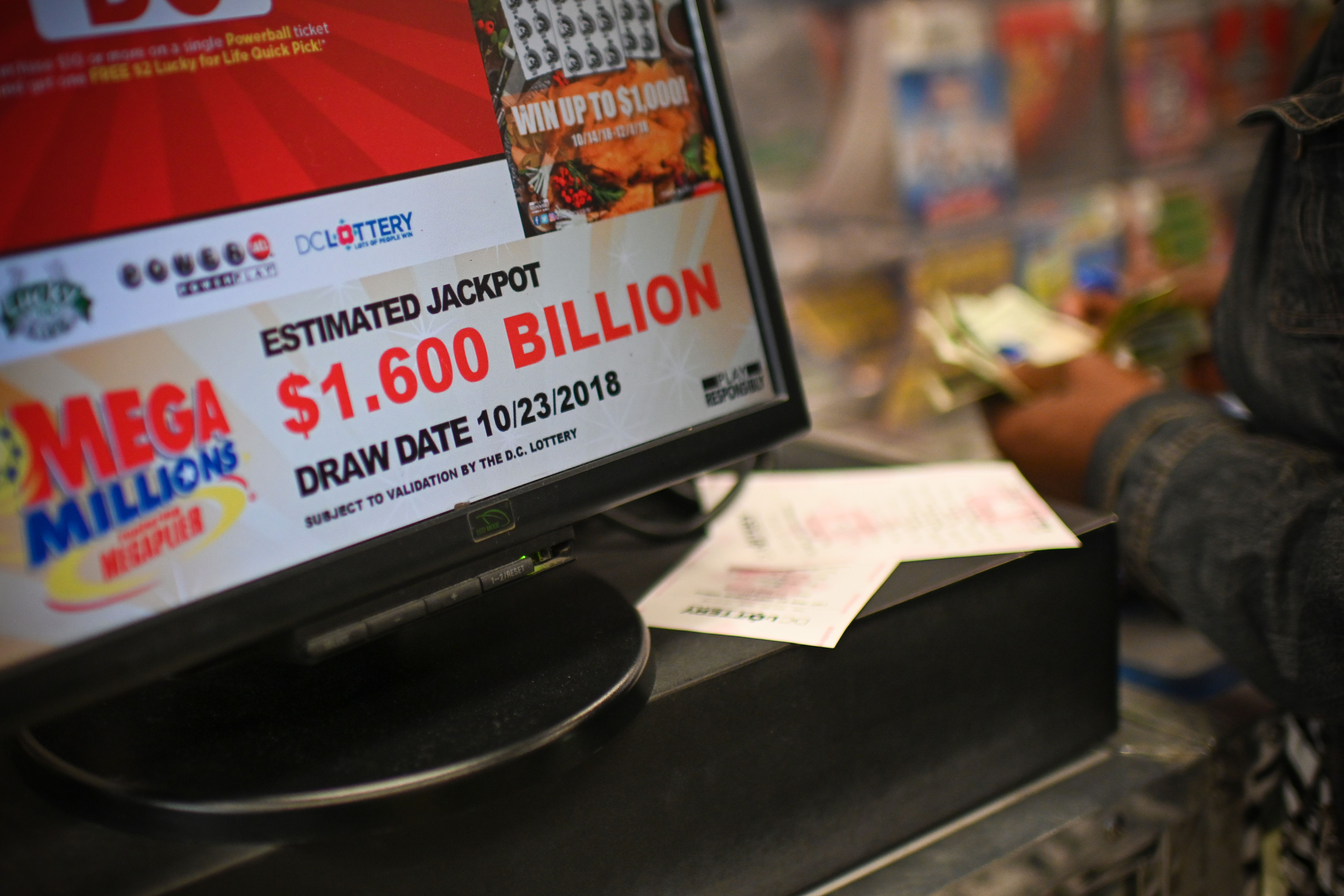 Жители сша отказываются забирать выигрыш в лотерею чаще российских граждан