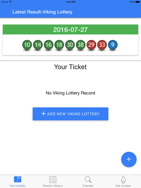Iceland lotto