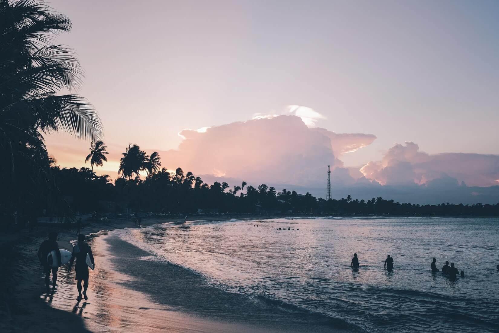 Sri Lanka | landinformasjon | priser | byer | bolig | flyreiser til Sri Lanka