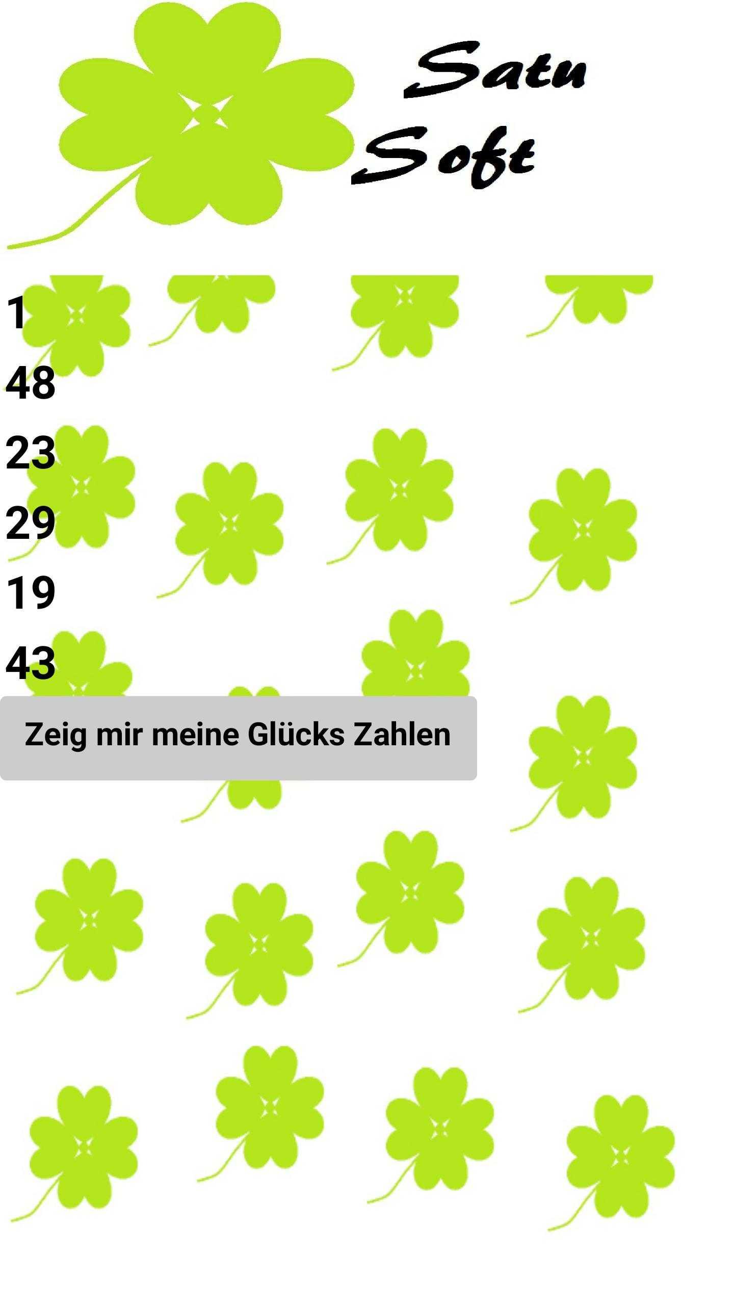 Eurojackpot number generator