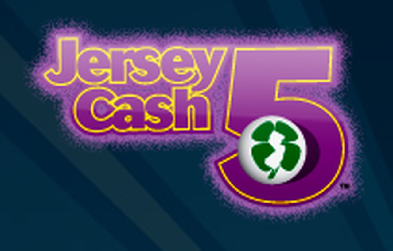Jersey cash 5 new jersey (nj) lottery results & game details