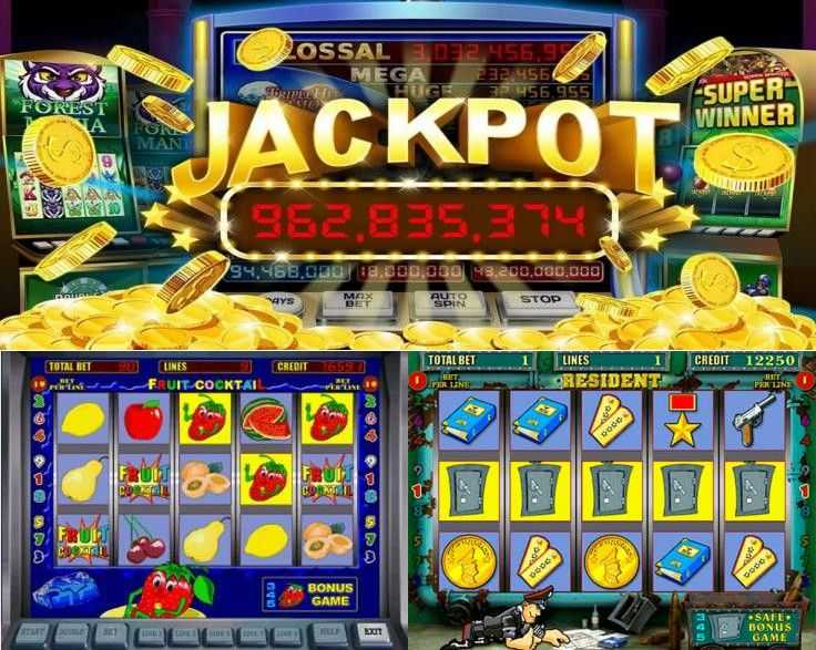 """How to win the jackpot? the question of """"hot"""" jackpot slots and finance"""