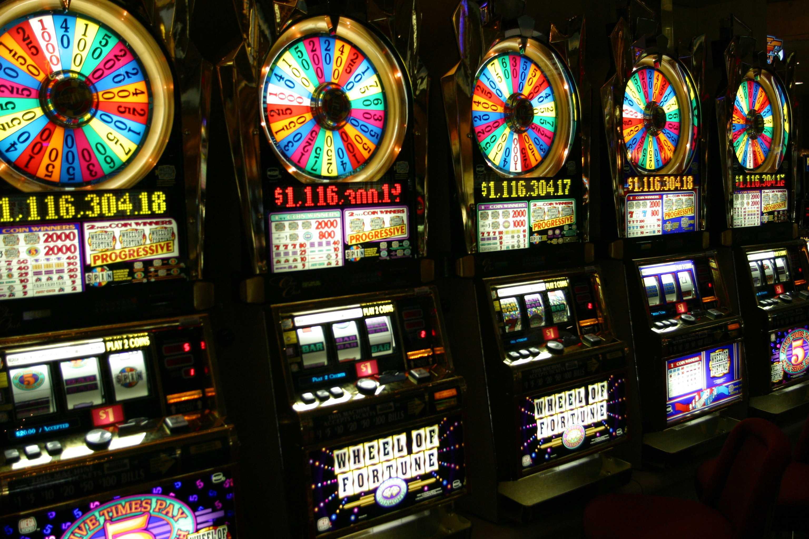 Jackpot del casinò. quali giochi vengono giocati, quanto guadagnano