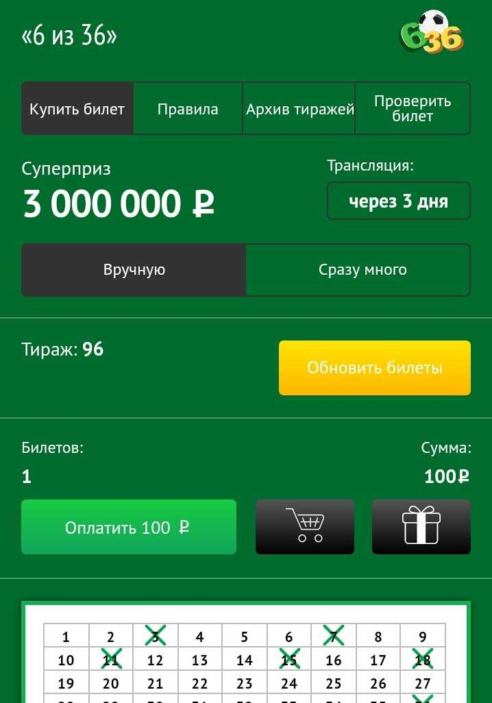 """Loteria """"Russian Lotto"""". jak kupować i sprawdzać online?"""