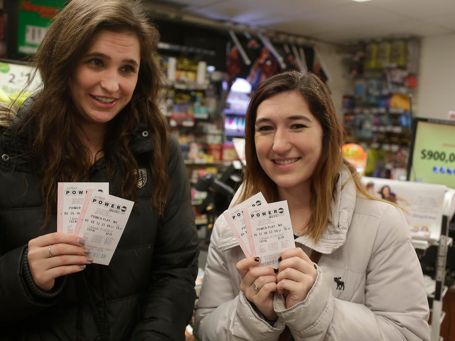 Powerball prizes and payouts