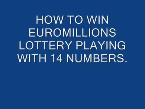 إحصائيات الفائز في Euromillions & الأرقام