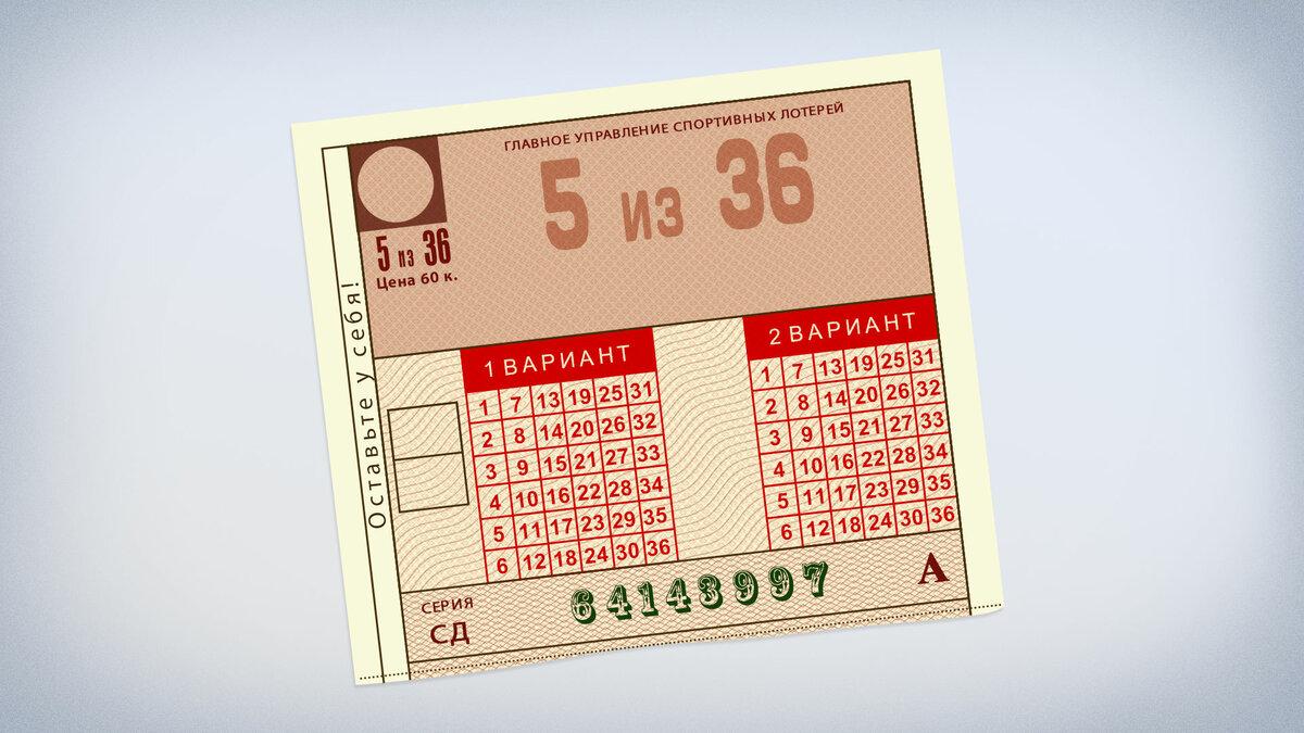 История возникновения и развития лотереи