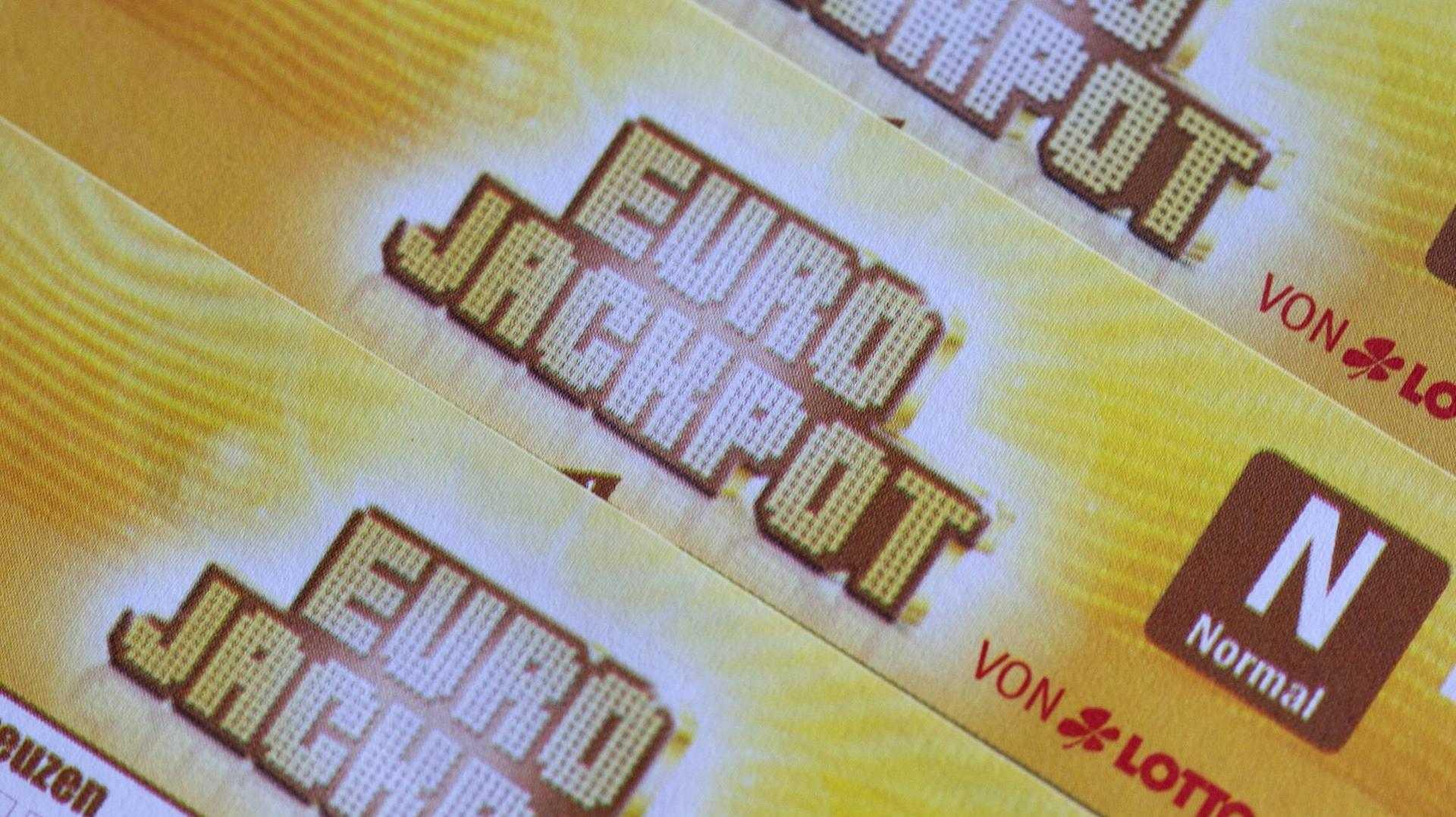 يانصيب Eurojackpot - كيف تلعب من روسيا? | عالم اليانصيب