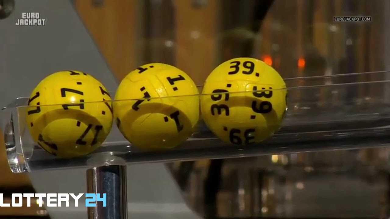 Eurojackpot europeiskt lotteri
