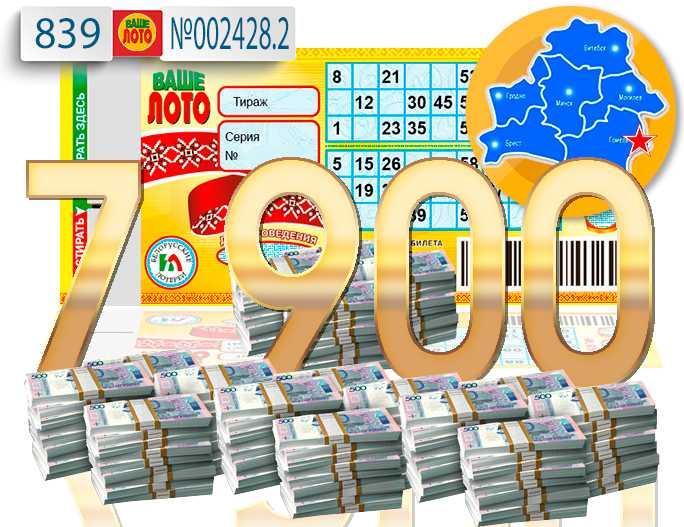 Lotteria del tuo lotto (Bielorussia)