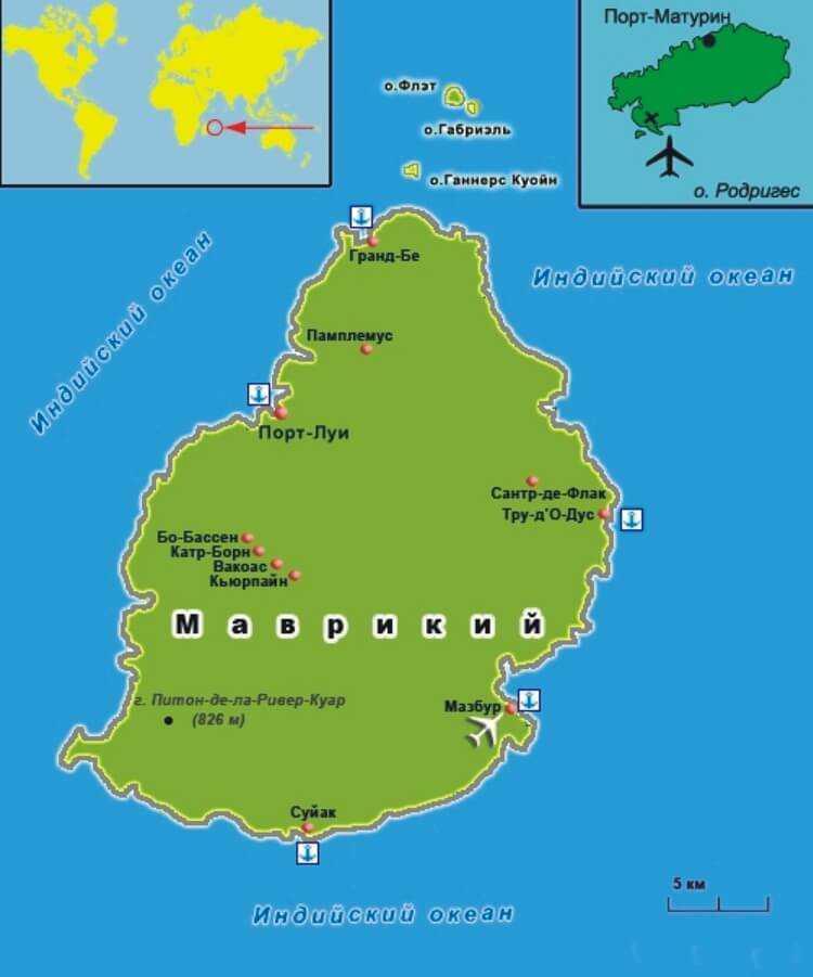 Mauritiuksen kasino