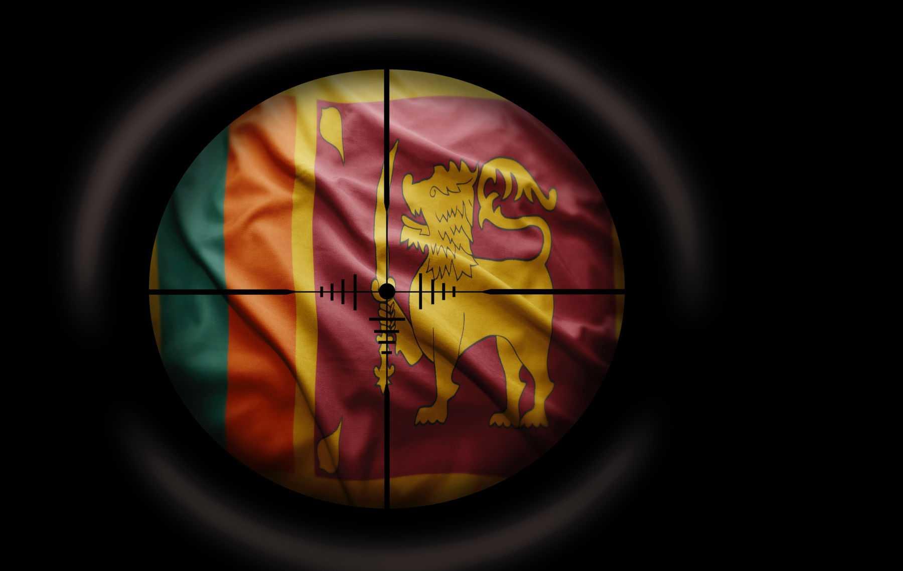 Sri Lanka. del ii. byer