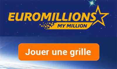 Euromillions - draw results